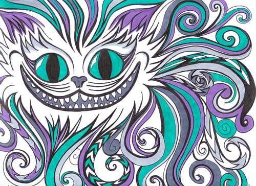 Gallery.ru / Фото #71 - В поисках чеширского кота. Конкурс ...