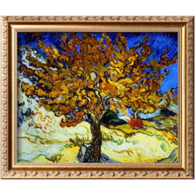 Mulberry Tree, c.1889 Framed Giclée Print Wall Art  found at @JCPenney