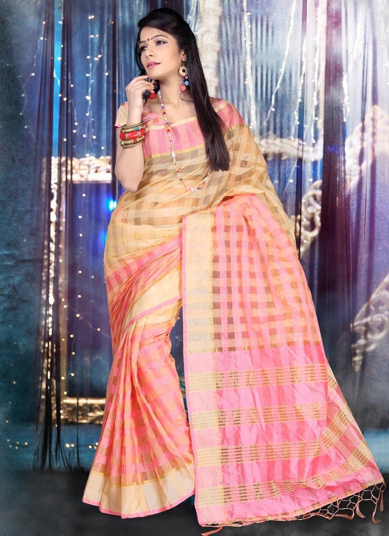 Majesty tissue designer saree the girly pink pinterest saree