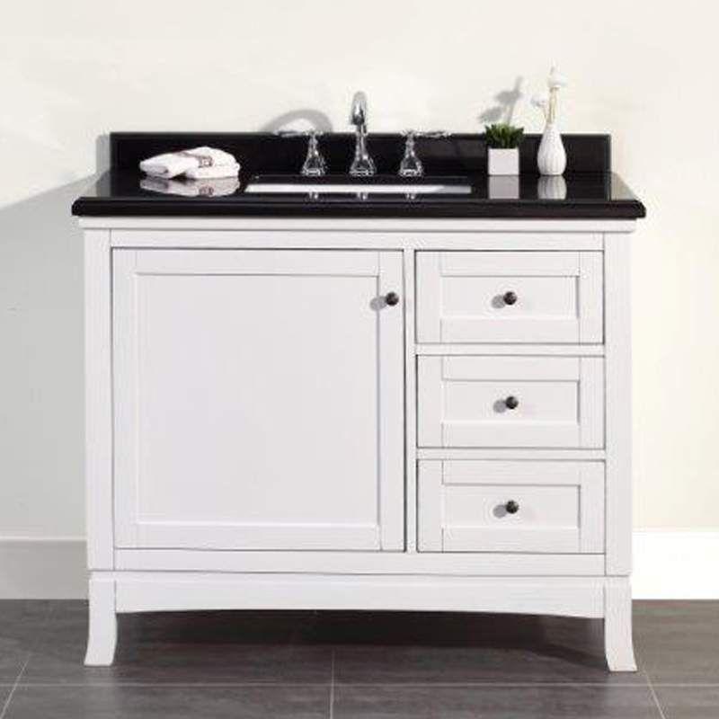 Miseno Mvso42 Granite Vanity Tops 42 Inch Bathroom Vanity