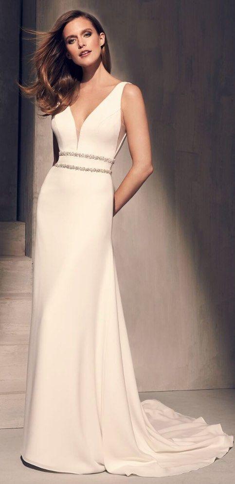 Wedding Dress Inspiration - Mikaella | Brautkleider