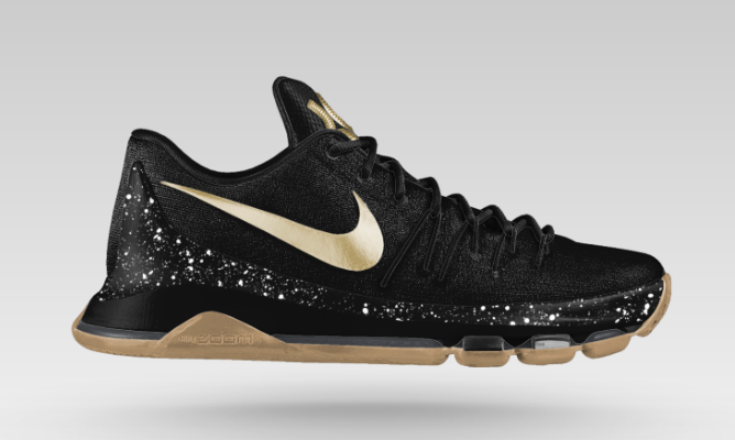 KD 8 ID Black Gold Brown  a371447b8