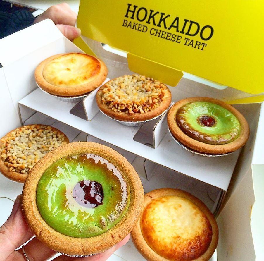 Resep Cara Membuat Hokkaido Cheese Tart Jajanan Fenomenal Khas Jepang Resep Makanan Dan Minuman Ide Makanan