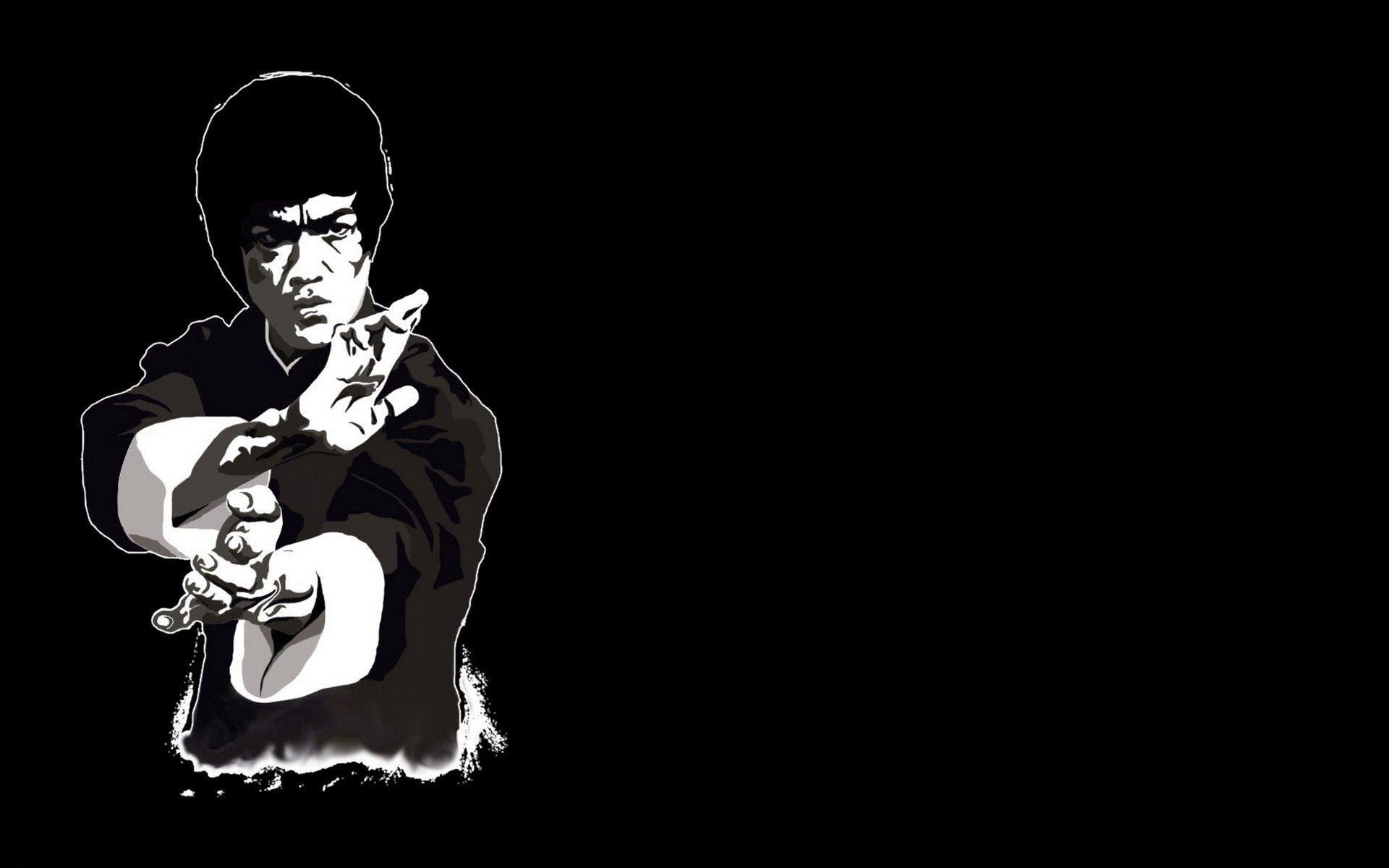 Elegant Bruce Lee Hd Wallpaper Iphone