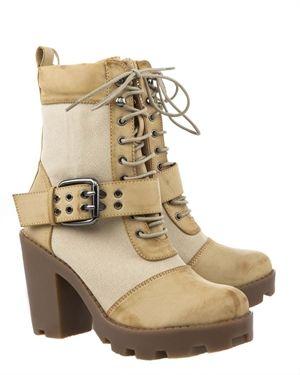 STR 41 Have2have Boots, Gigi Beige Bubbleroom.dk