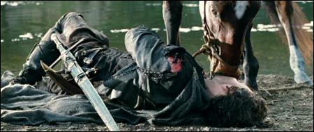 brego lord of the rings | Brego in action with Viggo Mortensen in the Lord of the Rings trilogy