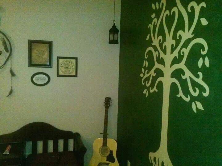 LOTR bedroom 2