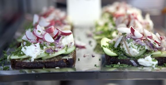 Smørrebrød, a peculiar and delicious Danish specialty. Photo courtesy Visit Copenhagen.
