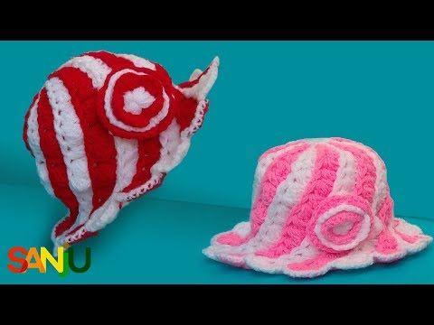 1e54e245a11 Braid Hat   Topi  Cap Design in hindi knitting (टोपी   बेल वाली ) - YouTube