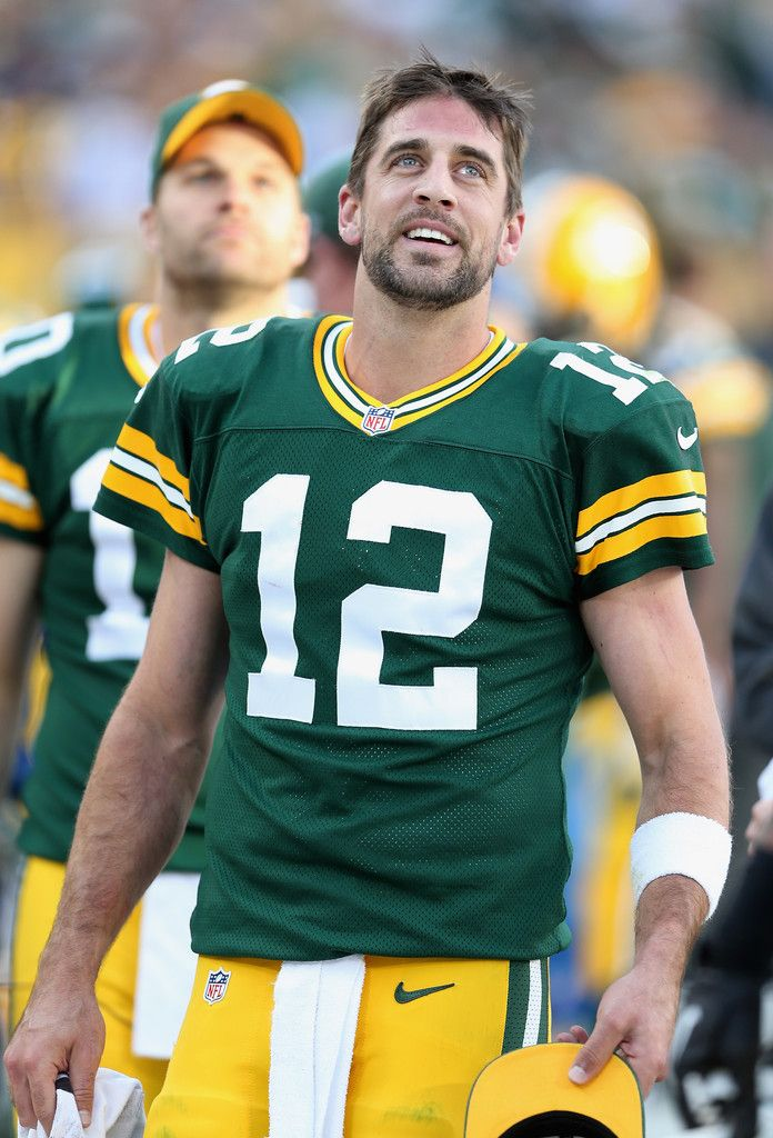 Aaron Rodgers Photos Photos New York Jets V Green Bay Packers Aaron Rodgers Green Bay Packers Football Green Bay Packers