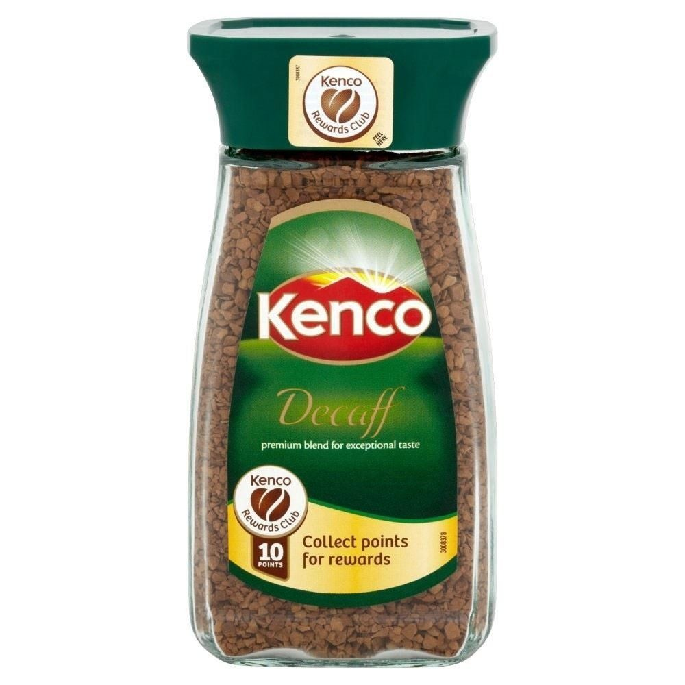 Kenco Decaffeinated Coffee (100g) Want to know more