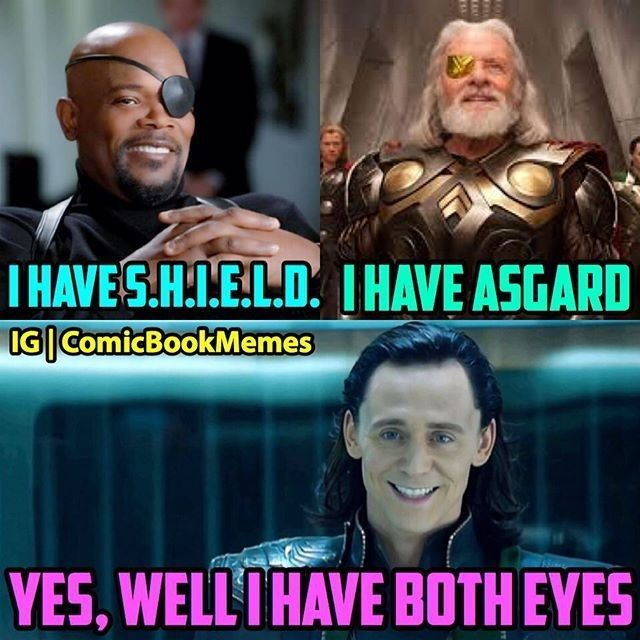 Have you met depth perception? @comicbookmemes Follow for more #geektent all day...