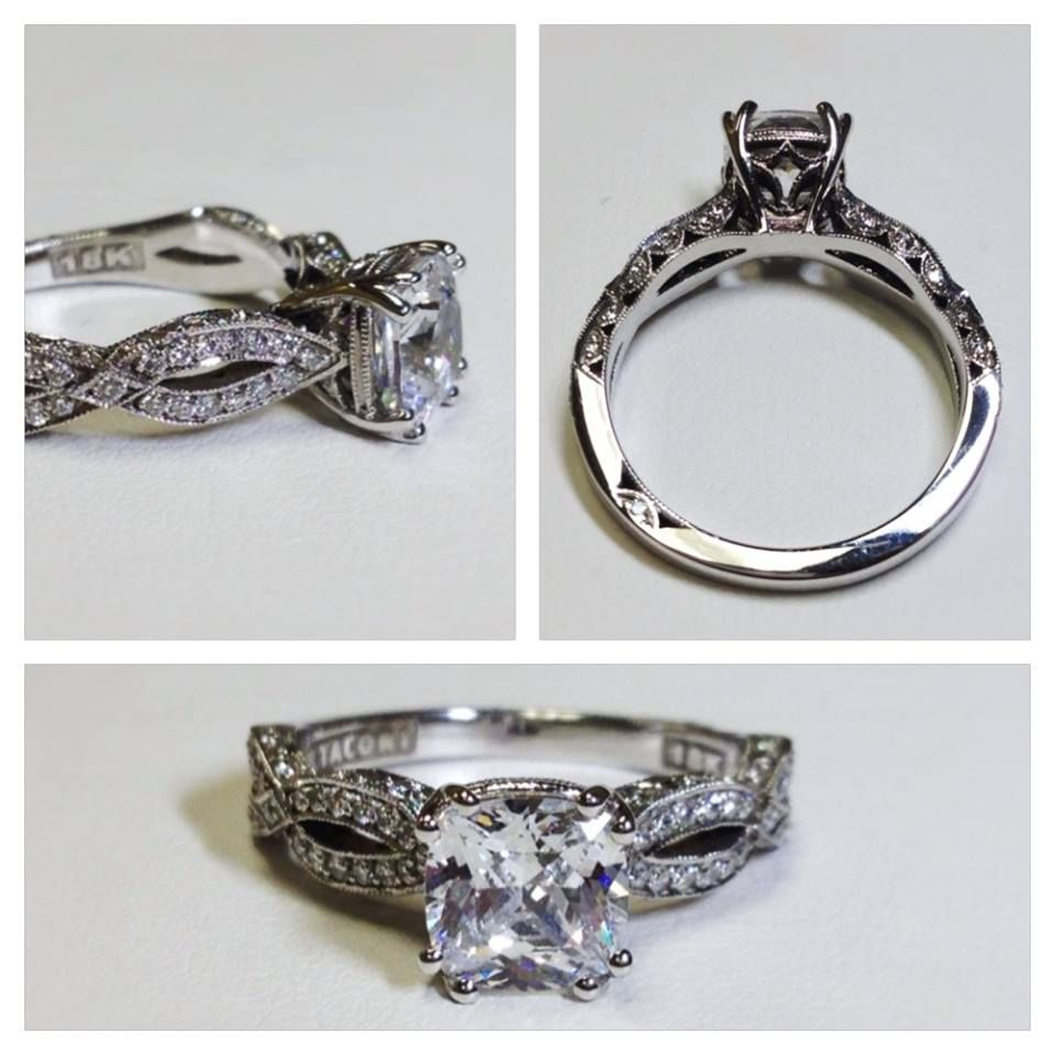 Gold Engagement Rings Little Rock Photos