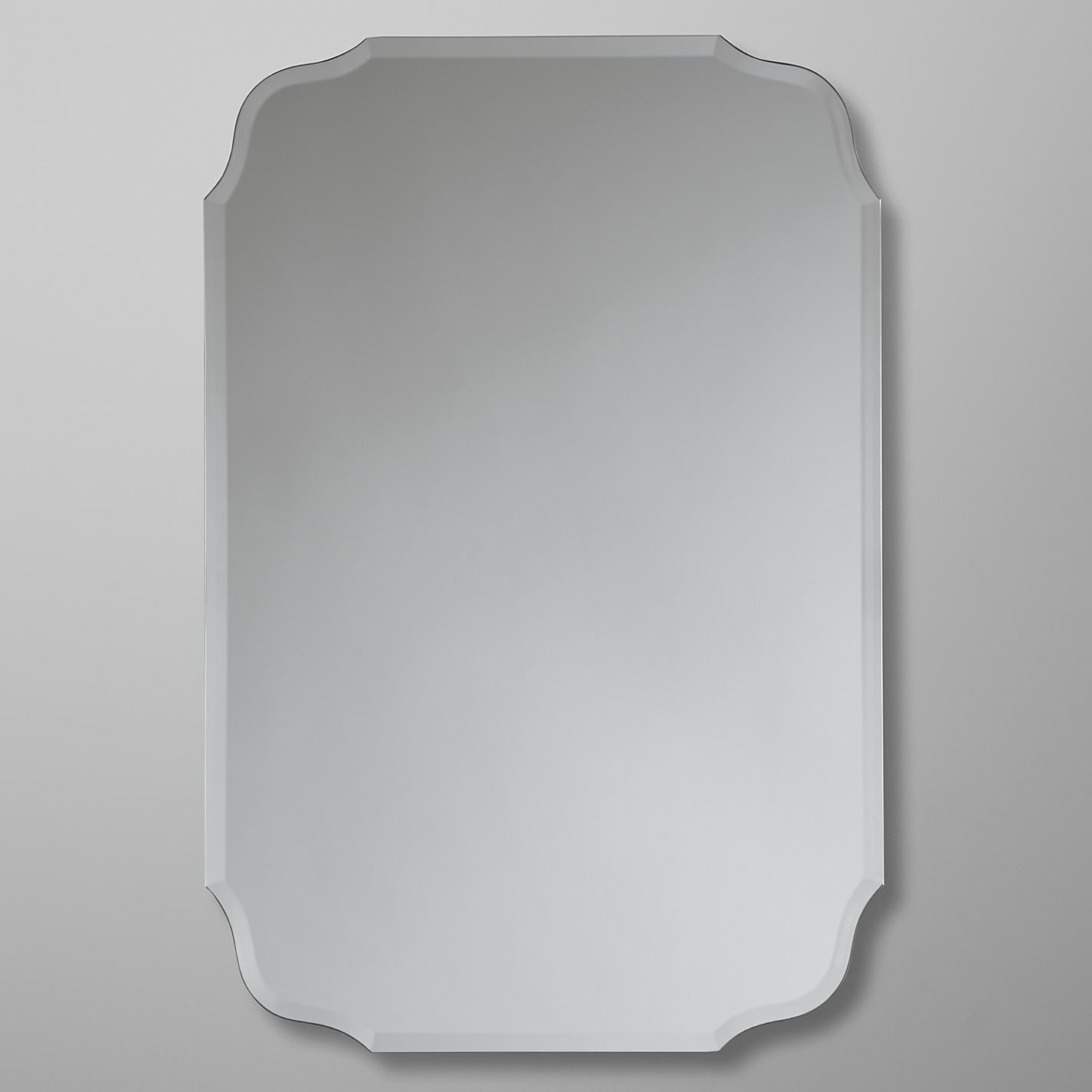 Buy John Lewis Vintage Bathroom Wall Mirror from our Bathroom
