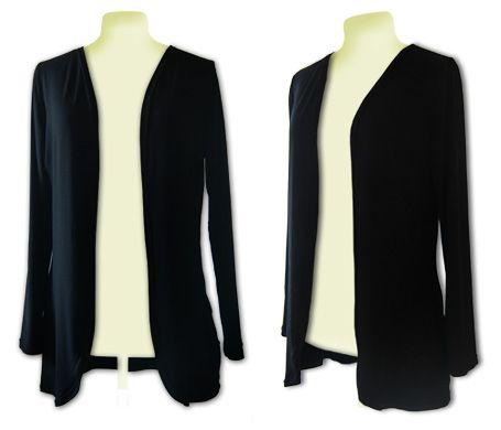 Jersey-Jacke nähen free pattern, kostenloses Schnittmuster | Nähen ...