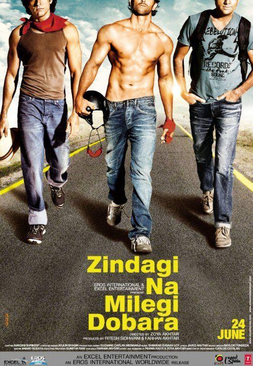 Zindagi Na Milegi Dobara 2011 Hindi Movies Bollywood Movie Bollywood Movies