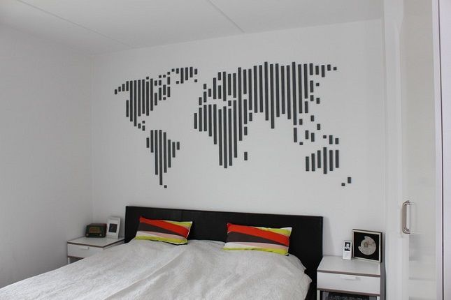 50 Creative Ways To Diy Your Own Wall Art With Images Tape