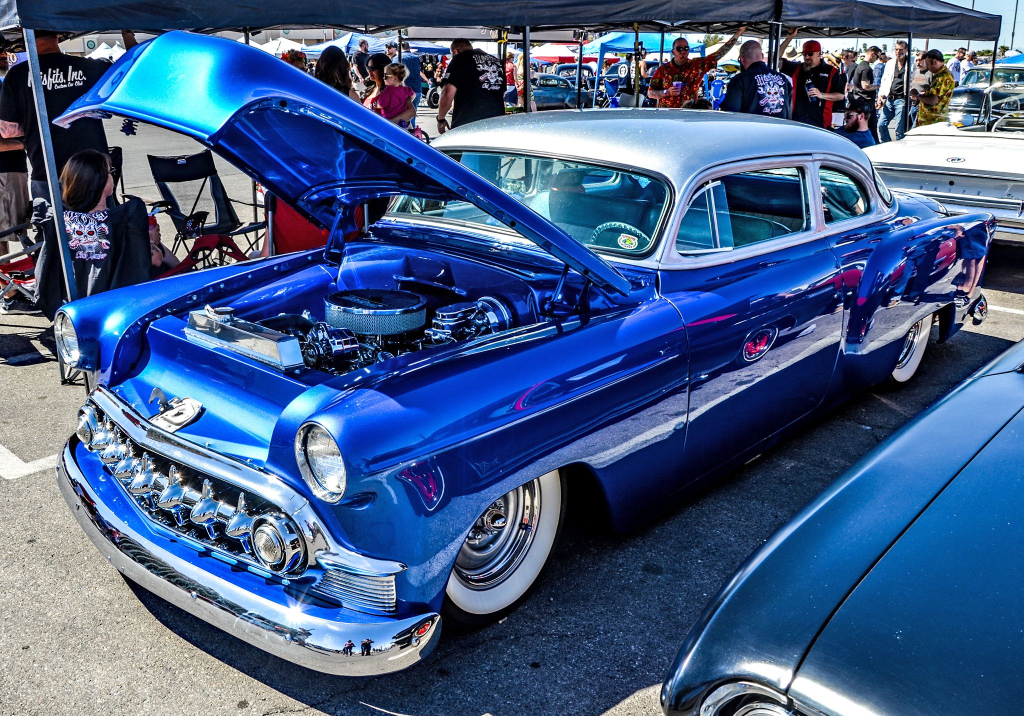 Viva Las Vegas Rockabilly Hot Rodder Car Show TDelCoro Plane - Car show in vegas 2018