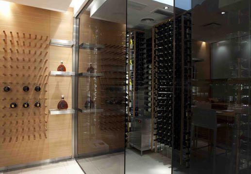 El nuevo dise o de las cavas argenprop cavas pinterest - Cavas de vino para casa ...
