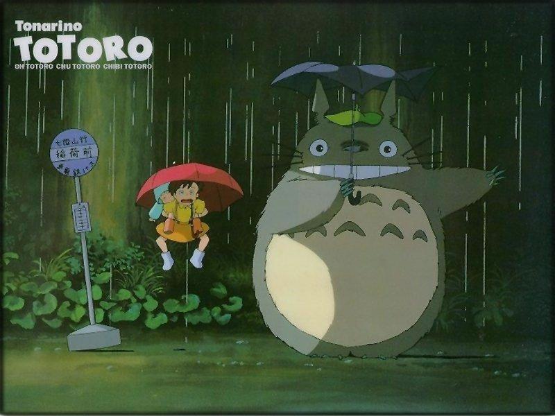 """""""Totoro"""" Miyazaki"""