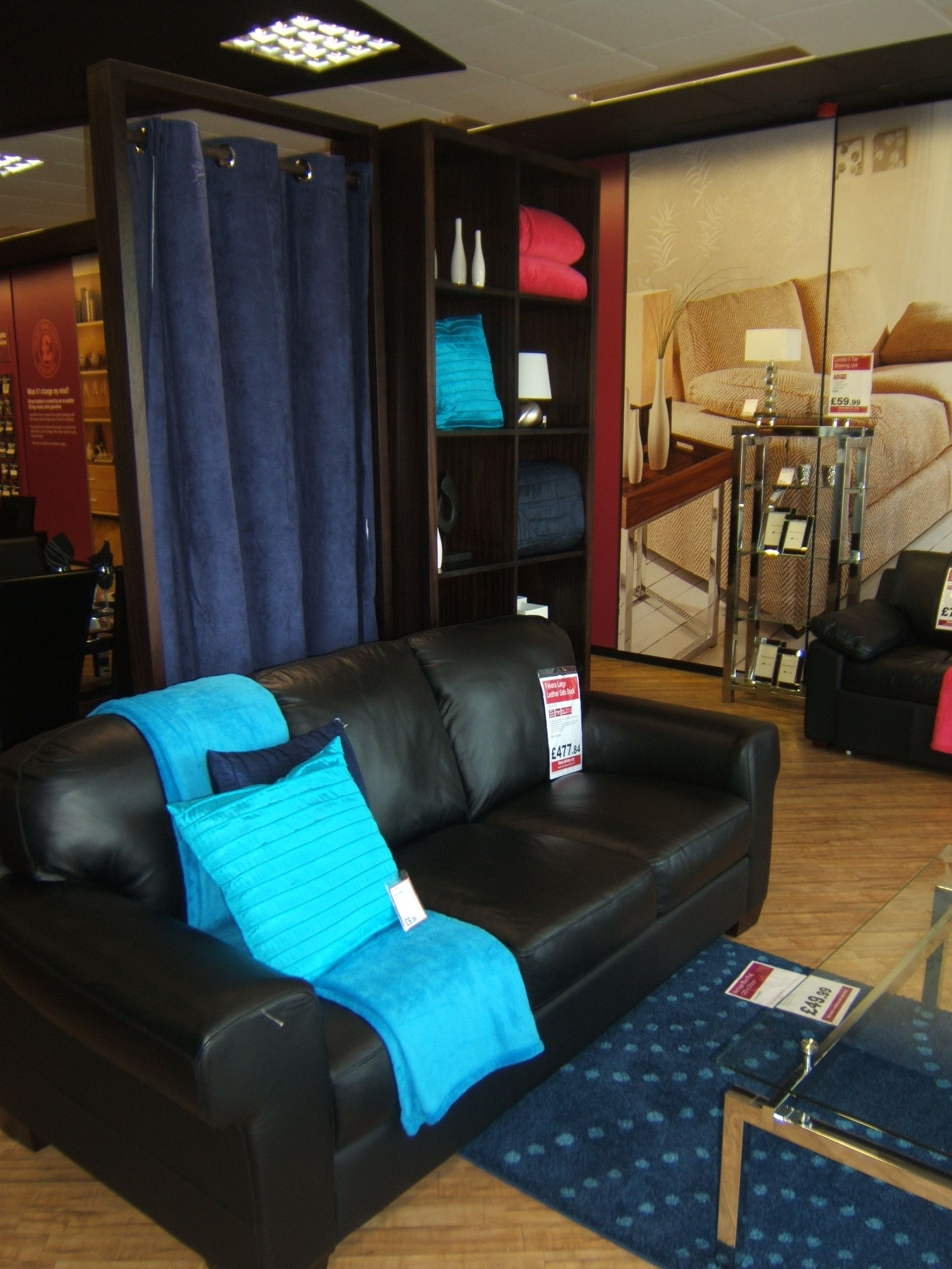 Argos   Furniture   Visual Merchandising   Landscape   Customer Journey   Focal  Point   Room