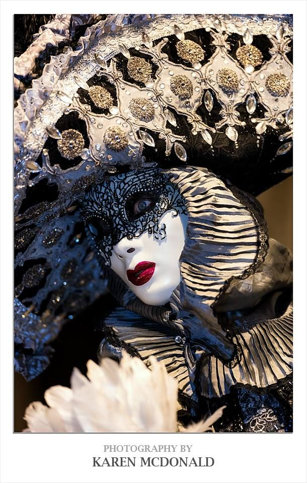 Venice Carnival, 2015. By Karen Mcdonald