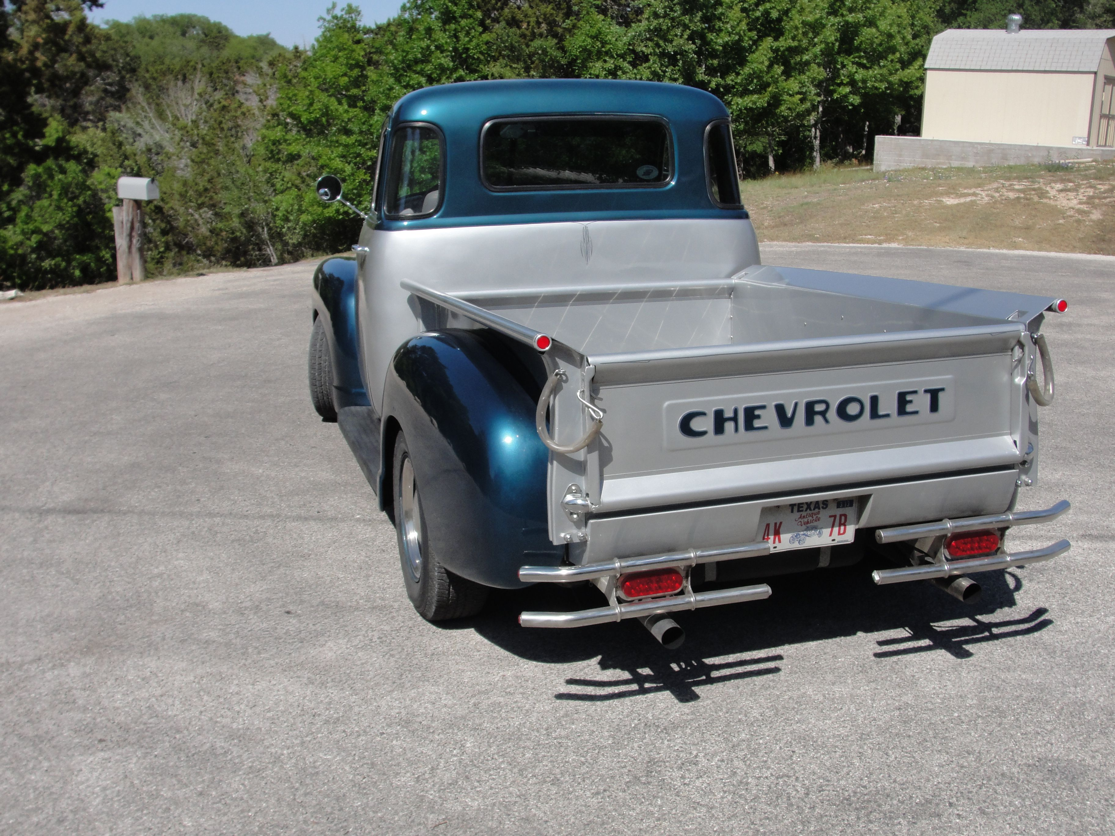 1948 chevy 5 window Truck bed extender, Chevy, Bed extender