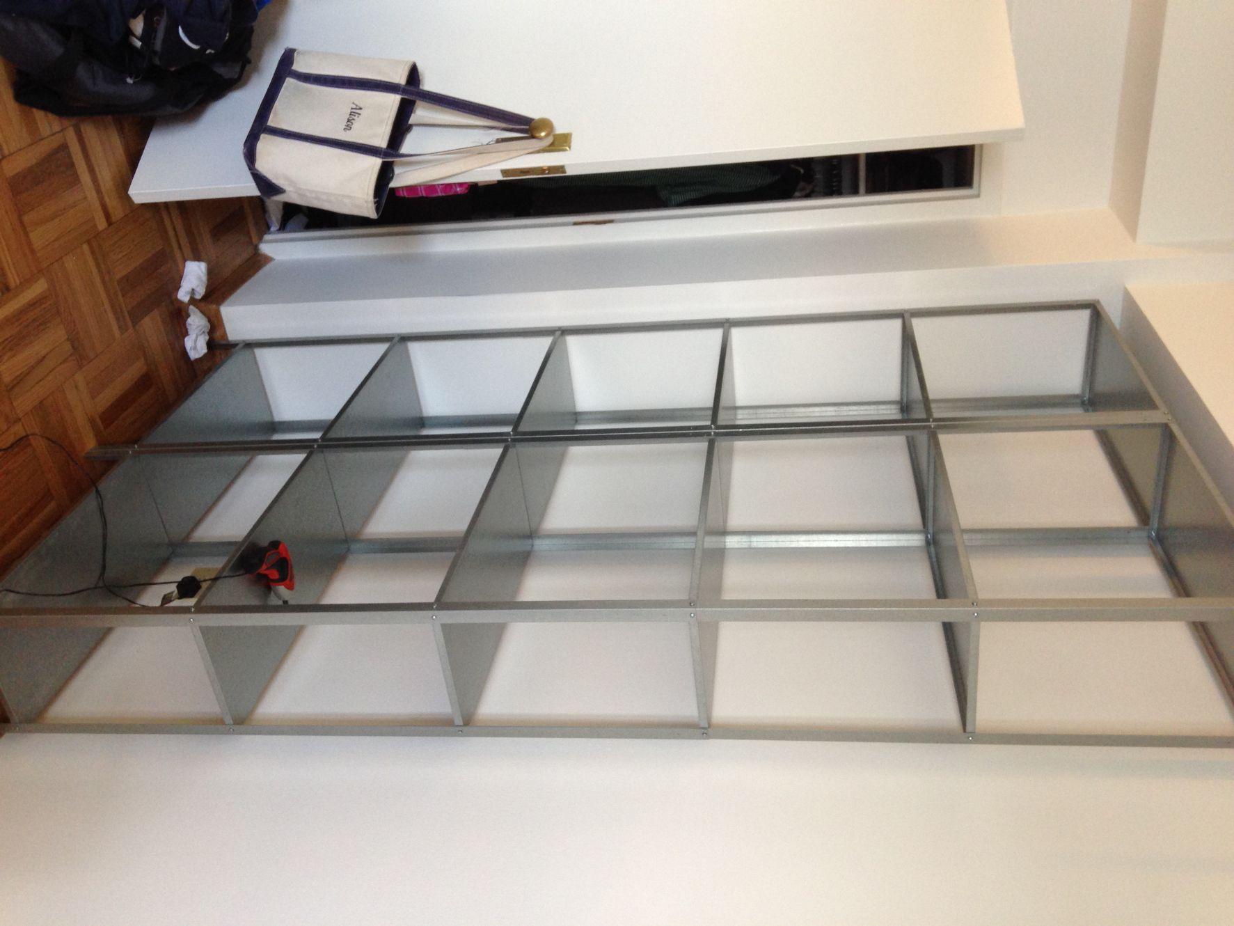 IKEA shelf DIY   raisonné blog