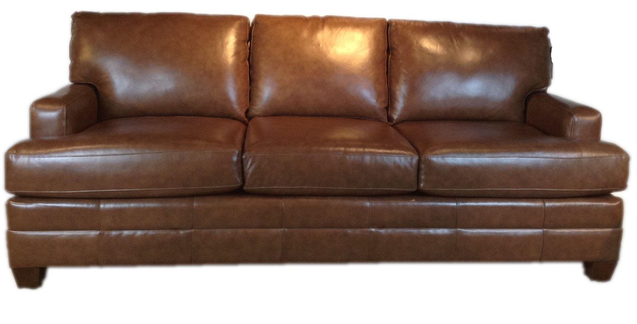 Leather Sofa 3849 72