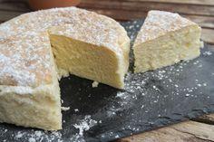 Low Carb Cotton Cheesecake Rezept. DER Trend aus Japan.