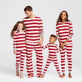 dc7e29f16e3 Burt s Bees Organic Cotton Striped Family Pajamas Collection   Target