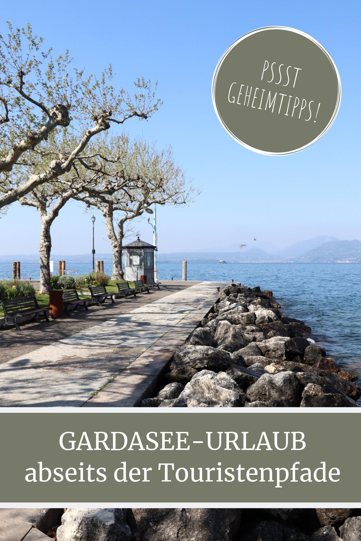 Gardasee: Tipps abseits der Touristenpfade #whatkindofdog