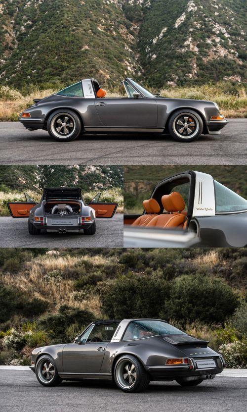 Sänger Porsche 911 Targa - Auto Innenausstattung Design #amazingcars