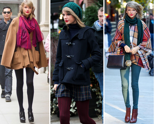 cf9135ccdcb8 Get the Style  Taylor Swift Winter Street Style Inspired Outfits ...