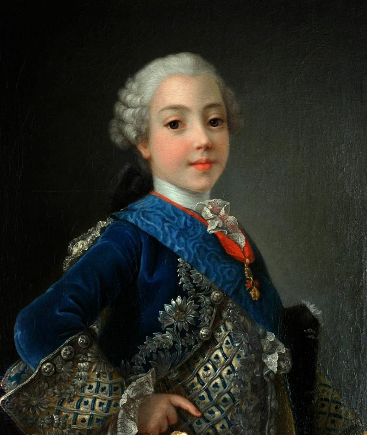 Charles-Philippe, comte d'Artois, Charles X – Marie-Antoinette  Antoinetthologie