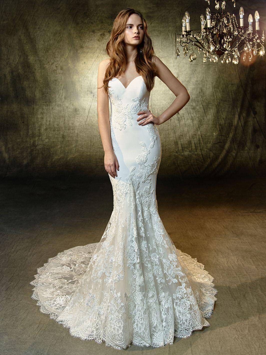 Royal Blue Mermaid Wedding Dresses For Slim Bridal Look Ball Gown Dresses Blue Mermaid Prom Dress Dresses [ 1200 x 900 Pixel ]