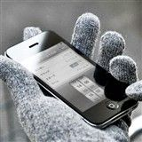 iTouch glove for Winter.