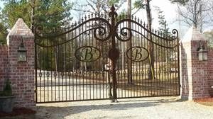 Decorative Metal Gates For Sale Iron Garden Gates Ornamental