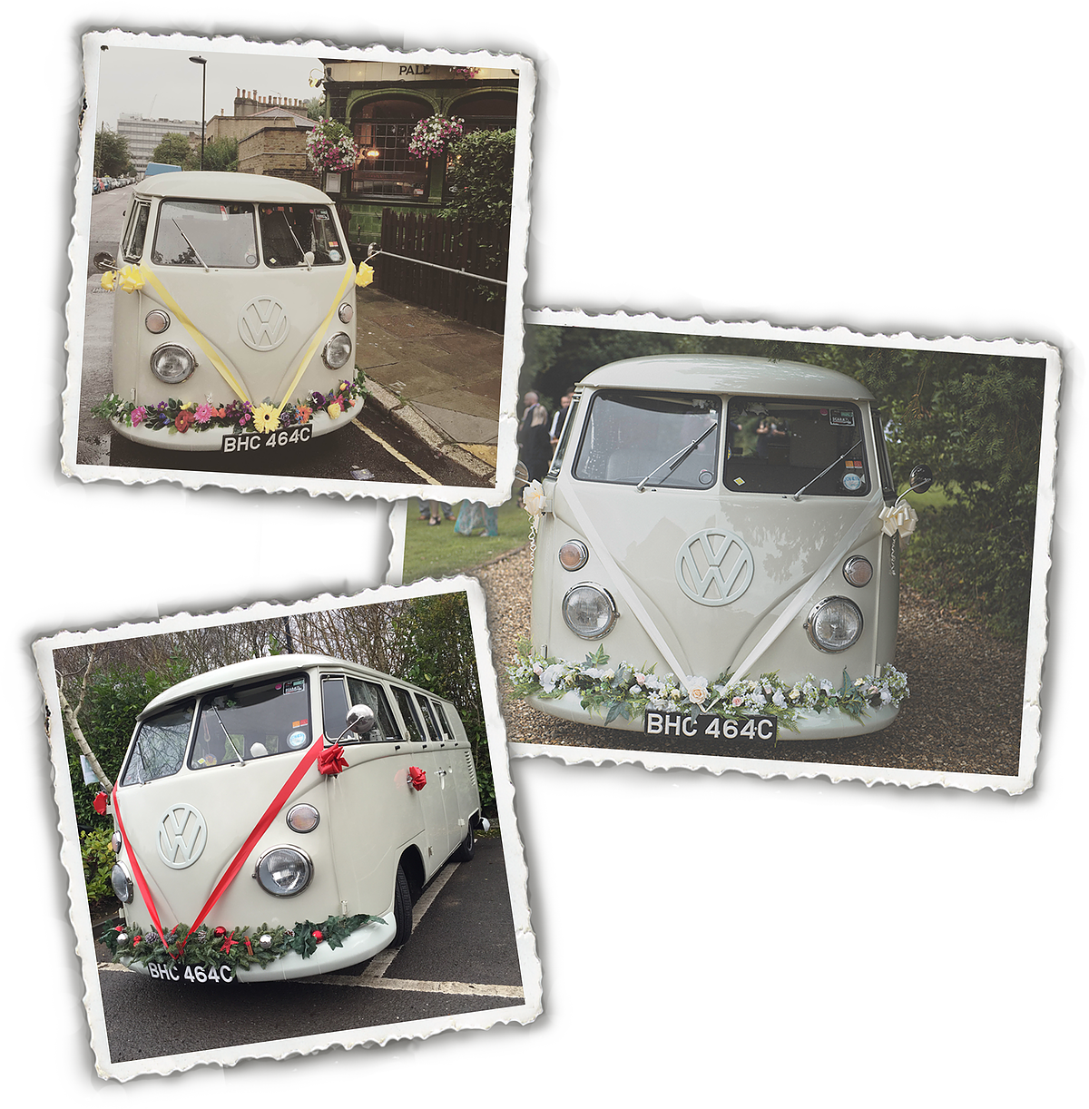 Need A Vintage Wedding Car Beautiful White Vw Campervan For Hire In London Kent