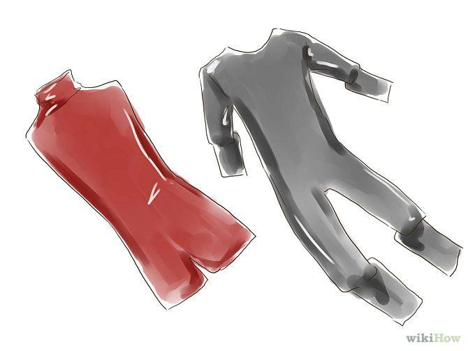 Bildtitel Make a Superhero Costume Step 1