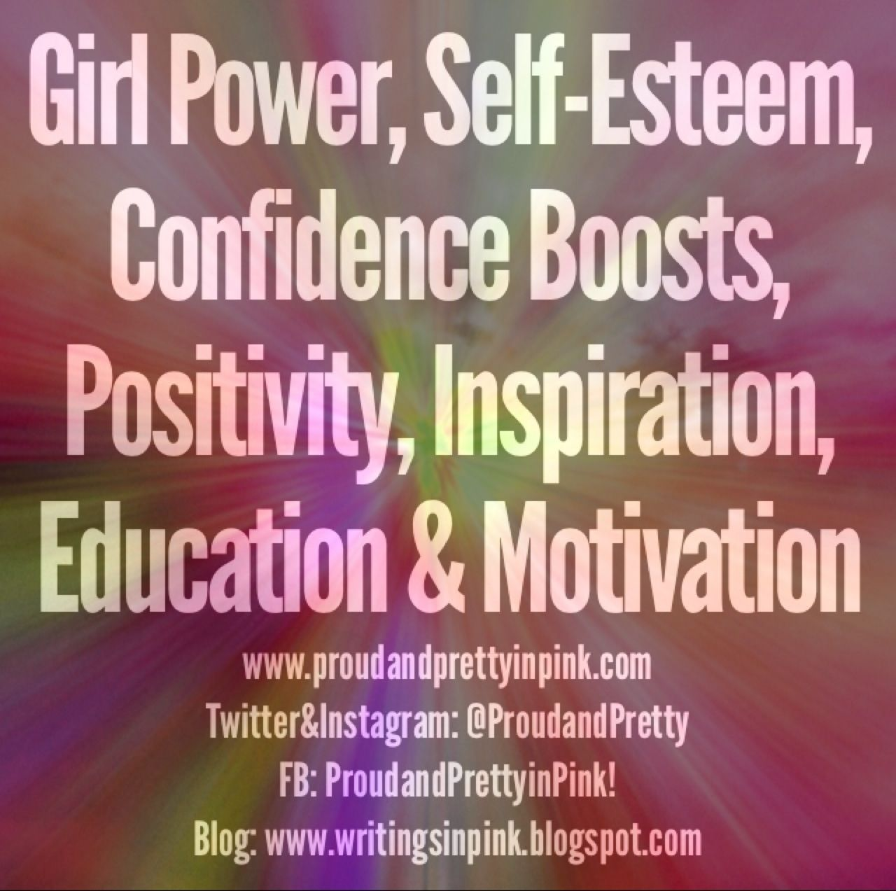 Self Esteem Education For Women Amp Girls