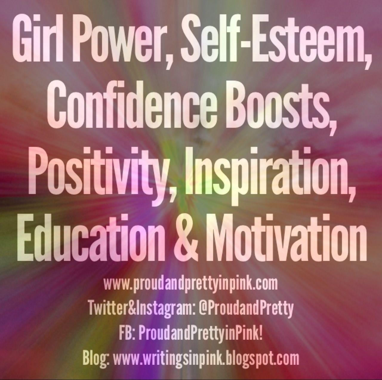 Self Esteem Education For Women Amp Girls