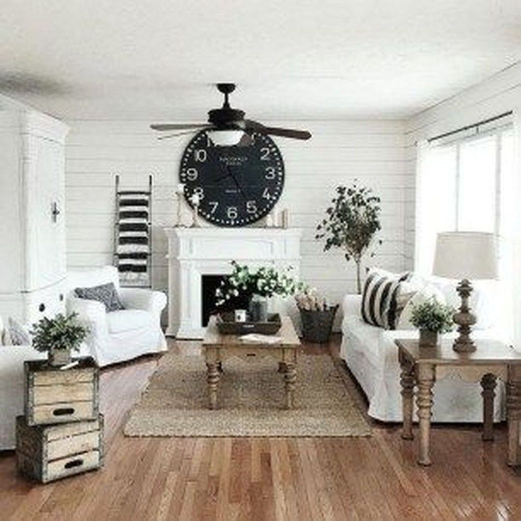 rustic living room design warm 46 popular living room decor ideas with farmhouse style hoomdesign fall decor