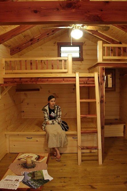 POrtable Cabin Interiors   Hunter Log Cabin   Portable Log Cabins   Sunrise Log  Cabins