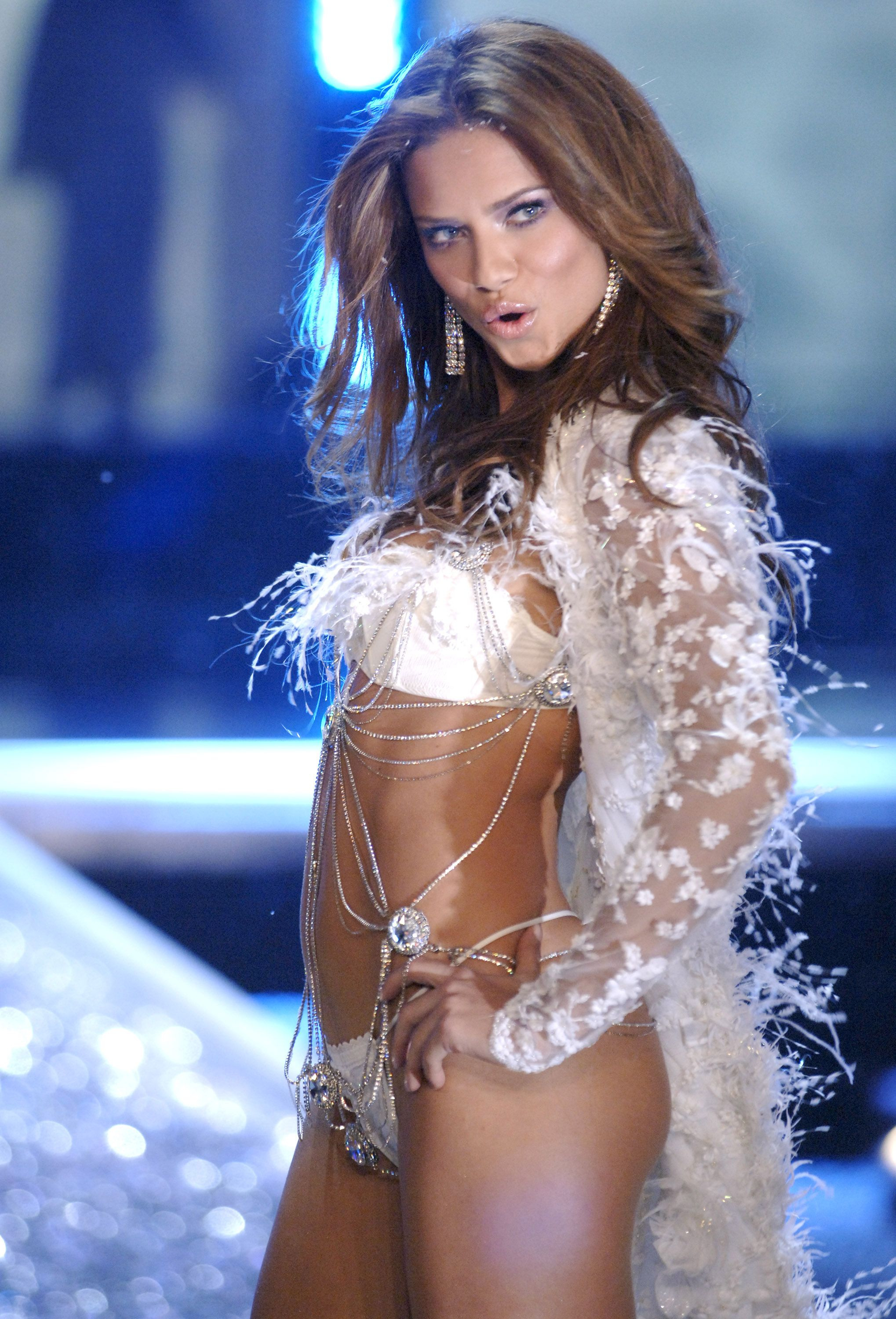Inez Busty Simple these are adriana lima's sexiest victoria's secret moments