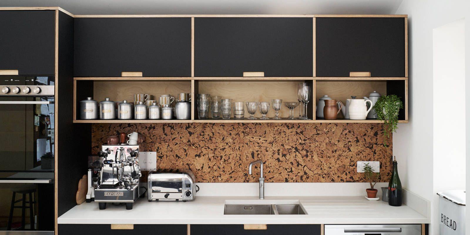 Object Object Plywood Kitchen Ikea Kitchen Kitchen Wall Units