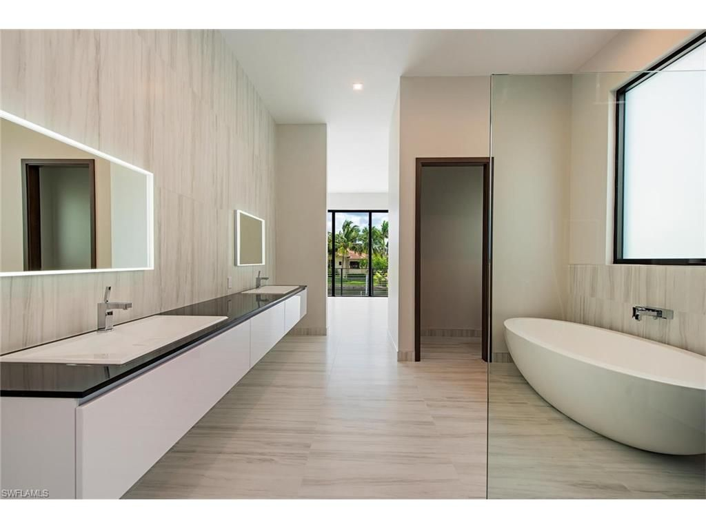 Channel Dr Naples FL Tiled Bathroom Walls Reduce - Bathroom fixtures naples fl