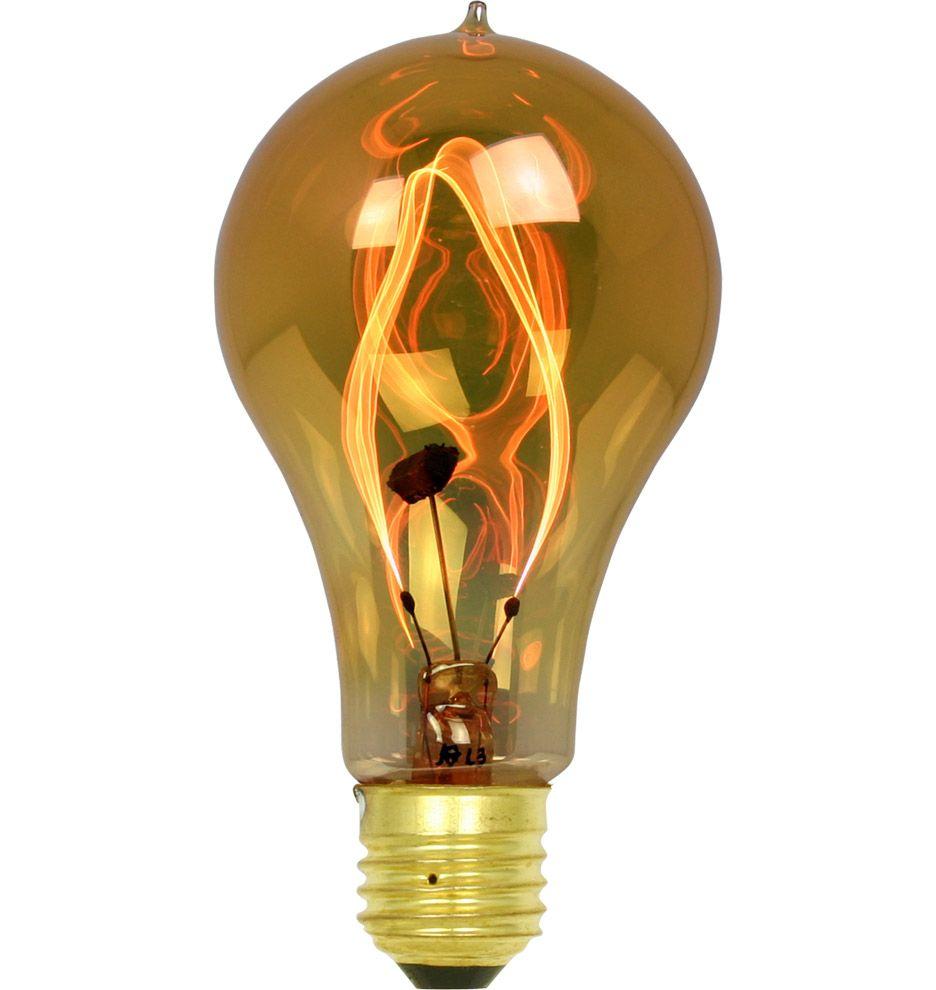 15w Carbon Filament Flicker Bulb Light Bulb Outdoor Light Bulbs Flickering Lights