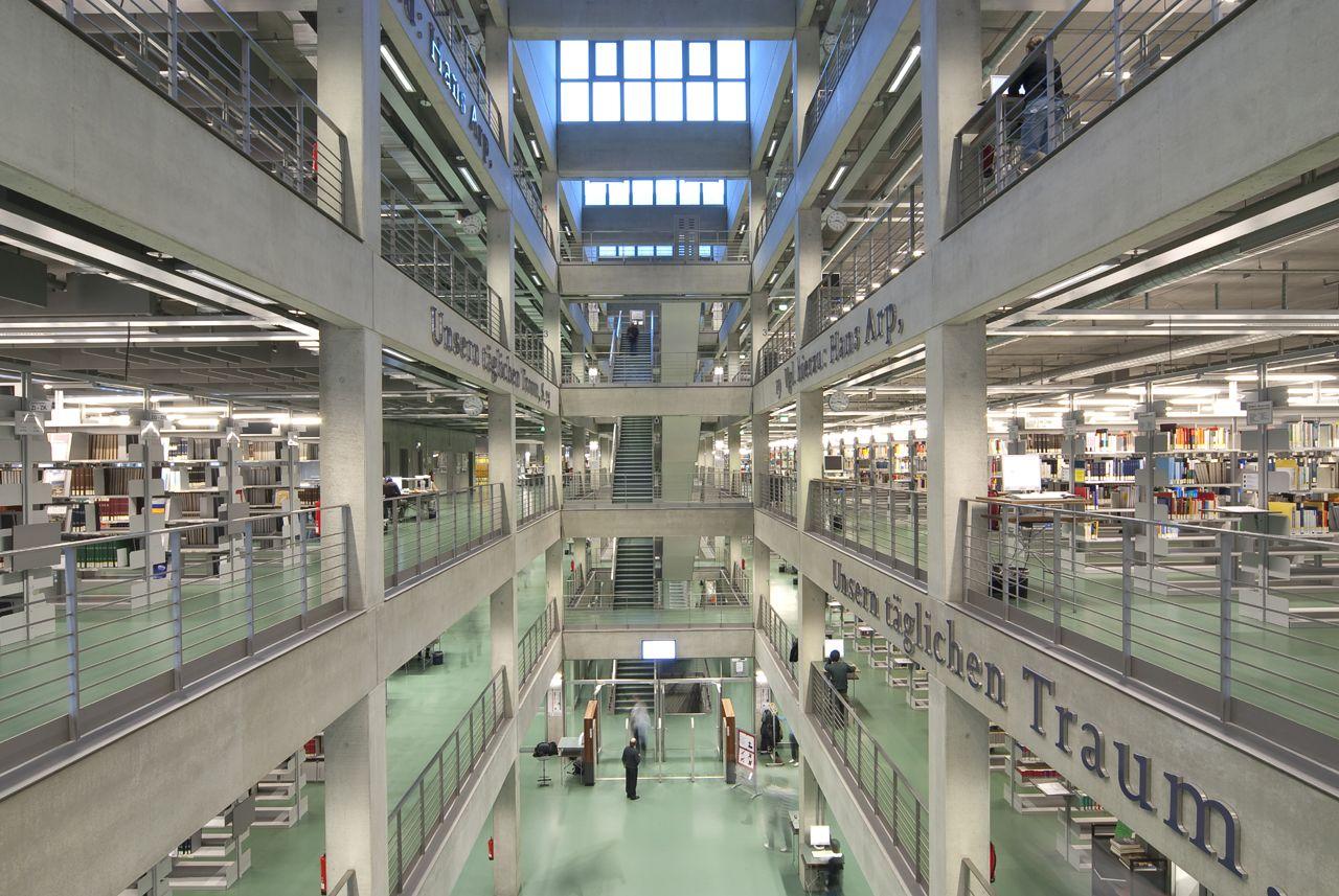 Bibliothek Tu Berlin