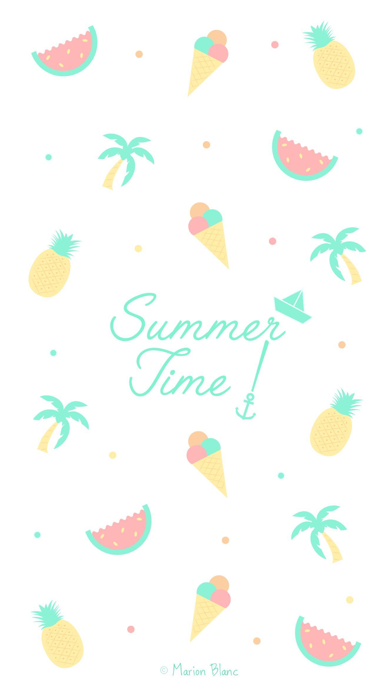 Summertime 01 Jpg 1333 2367 Summer Wallpaper White Wallpaper For Iphone Cute Wallpaper For Phone
